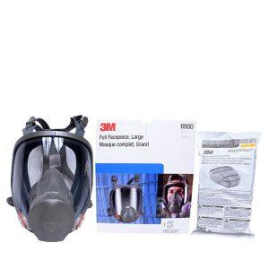 3M 6900 Full-Face Respirator