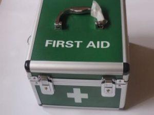 Medium Size First Aid Box