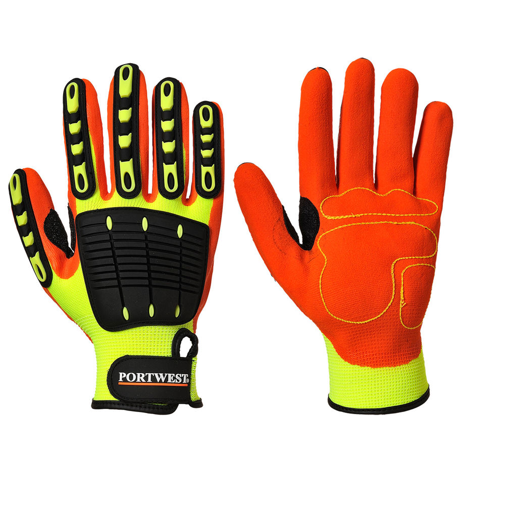 Portwest Anti Impact Grip Glove workwear A721