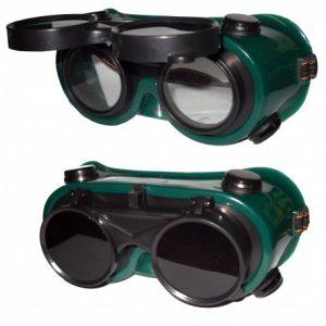 Dark & Clear Welding Goggle