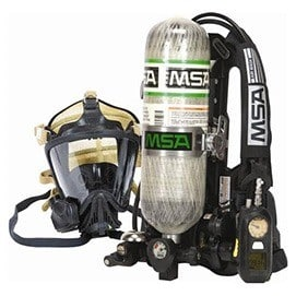 300 Bar MSA – Breathing Apparatus