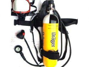 200 Bar Drager – Breathing Apparatus