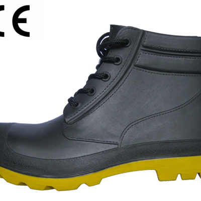 Ankle Safety Rain Boot