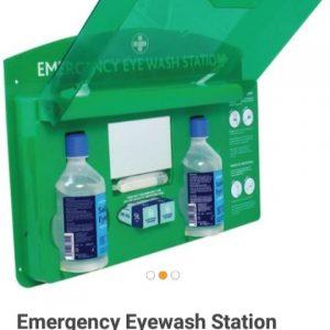 Emergency Eye Wash Station – Medium