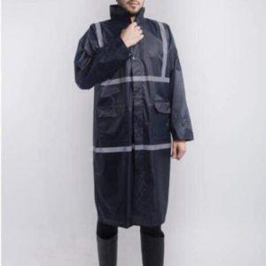 Reflective – Raincoat Gown