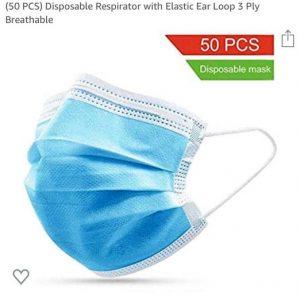 3-Ply Medical Nose Mask