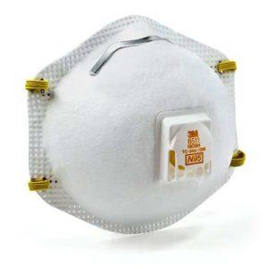 3M – N95 Respirator 8511 – Pack of 10Pcs