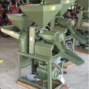 Mini Rice Processing Machine